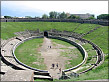 Theater in Pompei Foto